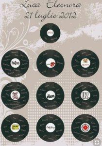 Tableau Mariage dischi