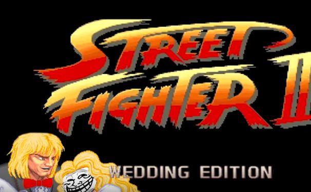 Street Wedding Fighter